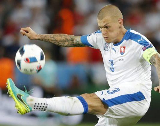 Martin Škrtel strelil v tureckej lige gól, ktorým rozhodol o výhre Basaksehiru nad Rizesporom