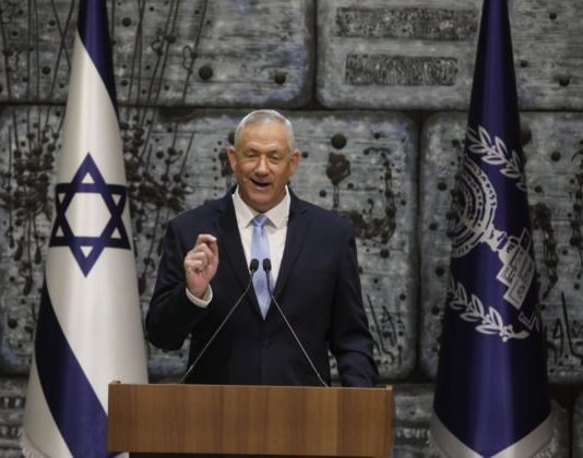 Izraelský prezident poveril zostavením vlády Bennyho Ganca, zrejme sa mu to tiež nepodarí