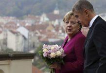 Kancelárka Merkelová navštívi Prahu, dostala pozvánku od premiéra Babiša