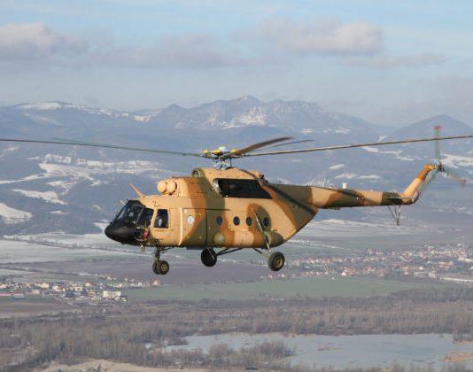 Letecké opravovne Trenčín (LOTN) úspešne ukončili opravu ďalšieho afganského vrtuľníka