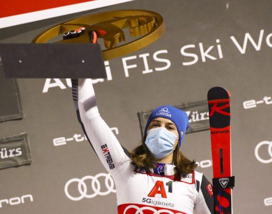 Vlhová zvládla strašne náročný paralelný slalom, čaká ju preladenie na rýchlostné disciplíny