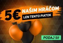 Niké rozdáva tento piatok hráčom 5 eur zadarmo!