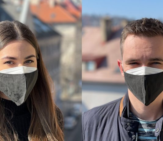 Respiratory ffp2 a ruska Prolen